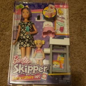 Barbie Skipper Babysitter's Inc